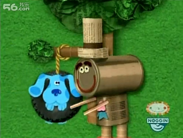 Image - What Does Blue Want to Make Out of Recycled Things ...