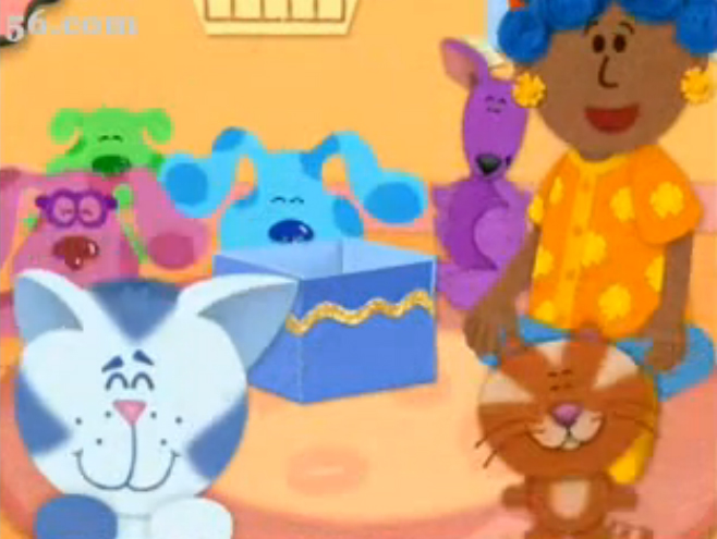 Image Blue Takes You To School 050 Jpg Blue S Clues