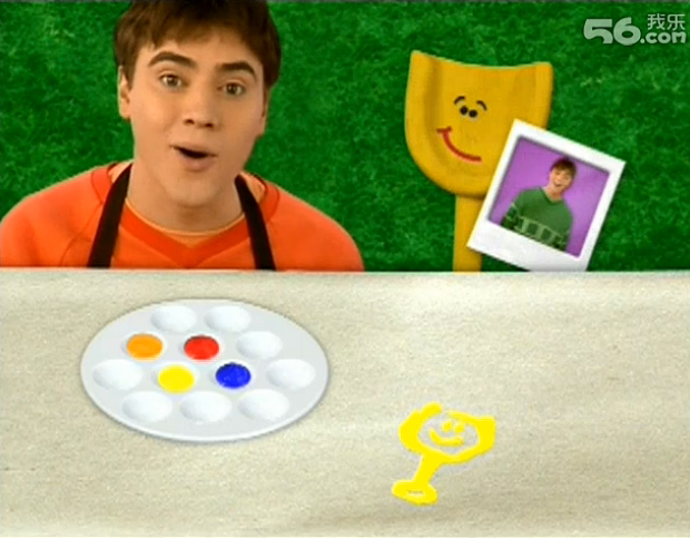 Image - Colors Everywhere 021.jpg | Blue's Clues Wiki ...