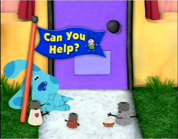 Can You Help?   Blue's Clues Wiki   FANDOM powered by Wikia