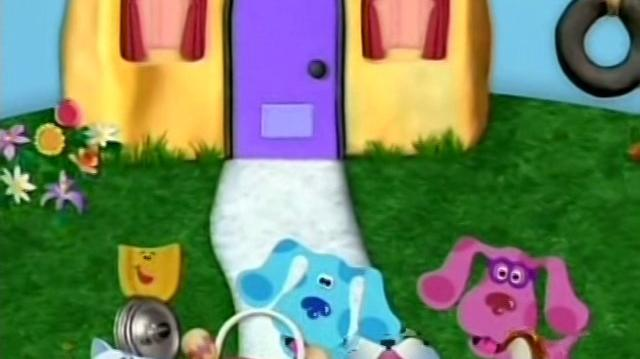 Video Blue S Clues 05x13 The Boat Float Blue S
