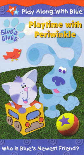 Playtime With Periwinkle Blue S Clues Wiki Fandom