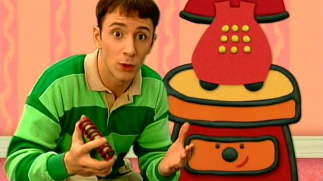 Video Blue S Clues 03x07 Draw Along With Blue