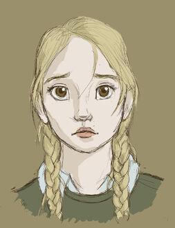 Liesel meminger wip by renxiaoyun-d6i4wlf