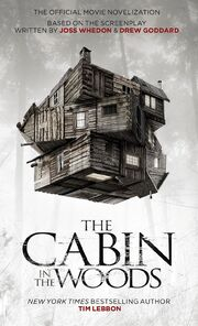 Cabin-in-the-Woods Novelization