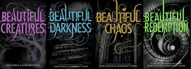 Image result for beautiful creatures book series