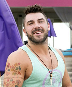 Isaac Stout | The Challenge Wiki | Fandom powered by Wikia