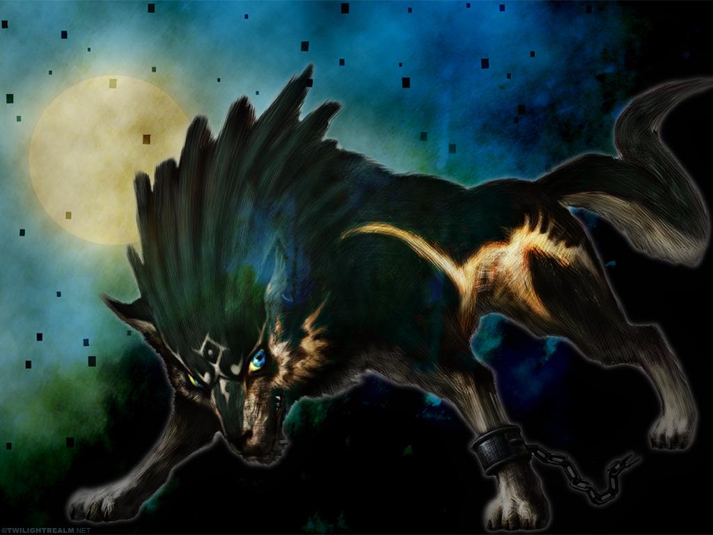 Image - Wolf Link The Legend of Zelda Twilight Princess ...