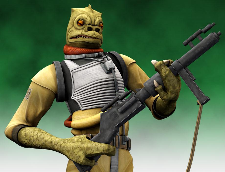 Bossk Star Wars Clone Wars Bossk Clone Wars