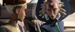 Padme and Satine
