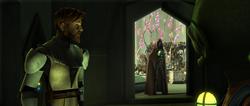 Obi-Wan and Bane-COTF