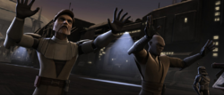 Obi-Wan and Mace Windu force-TZBSB
