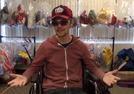 Wheelchair spencer