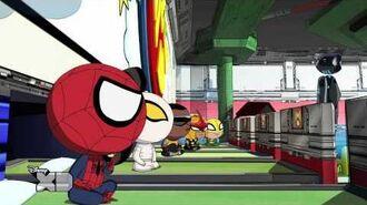 Ultimate Spider-Man - Itsy Bitsy Spider