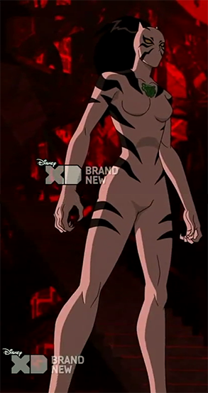 white tiger ultimate spider man animated series wiki