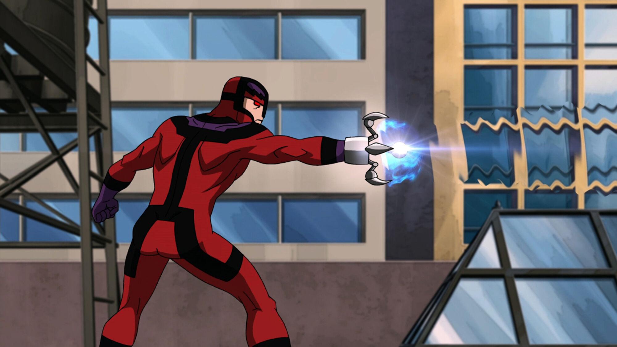 Klaw | Ultimate Spider-Man Animated Series Wiki | Fandom