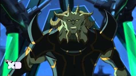 goblin king ultimate spiderman animated series wiki