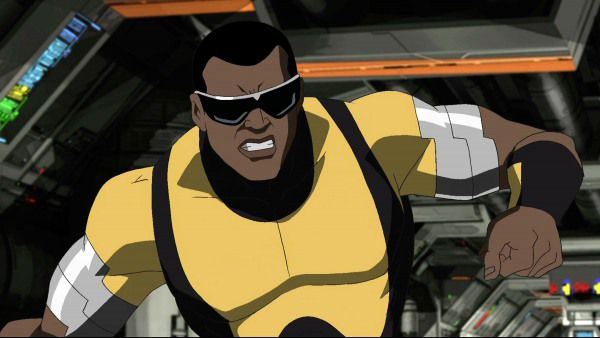 power man ultimate spiderman animated series wiki