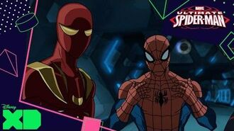Ultimate Spider-Man Vs. The Sinister Six Lizards Official Disney XD UK