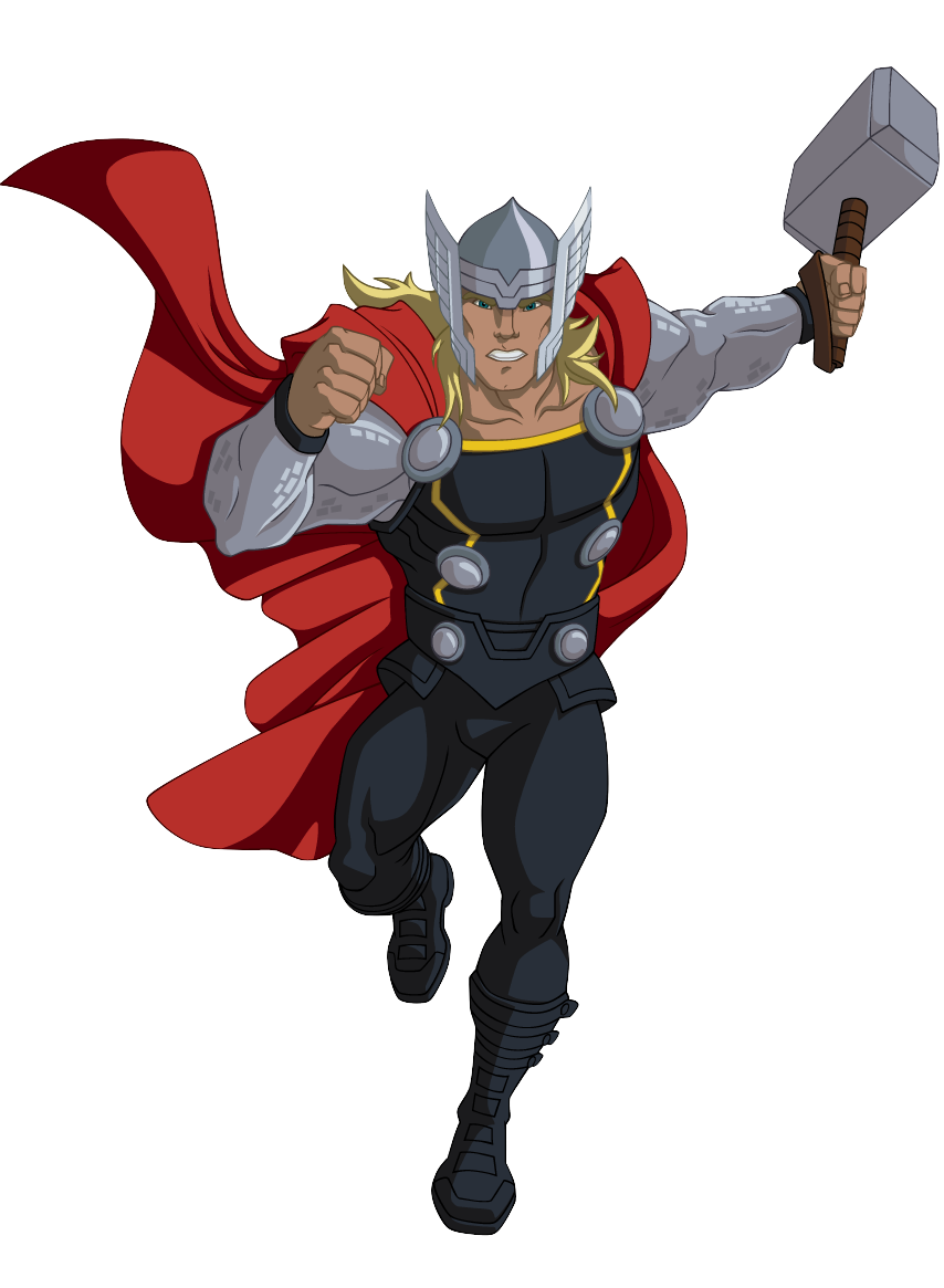 Thor | Ultimate Spider-Man Animated Series Wiki | Fandom powered by ... Octopus Cartoon Images