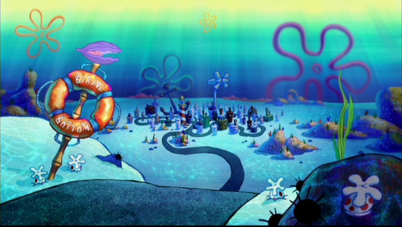 spongebob my bikini bottom