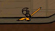 Pencil Bang