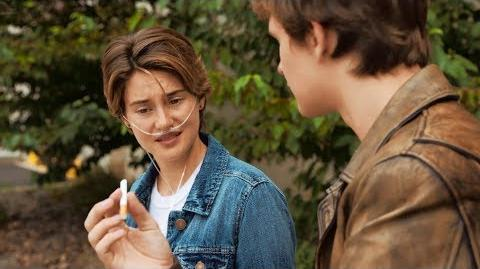 video the fault in our stars official movie clip