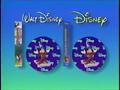 Walt Disney Home Video Latin American Piracy Warning (1995) Holograms