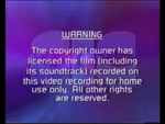 CIC Video Warning (1997) (Variant 2) (S1)