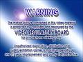 Star Records Warning Screen 4