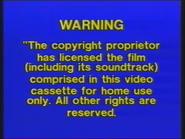 MGM Home Entertainment UK Warning 3b