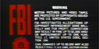 A&M Video Warning Screen