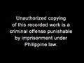 Star Records Warning Screen 2