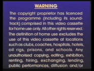 Columbia TriStar Home Video Warning (1993) (S1)