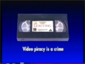 Walt Disney Home Video Piracy Warning (1995)