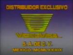 Videovisa 1989 g