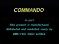 CBS FOX Warning Scroll (S2)