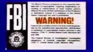 New Line Home Video Warning Screen 1983-1991, 1992 -2