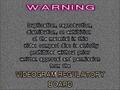 Viva Video Warning Screen 2a