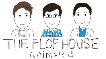 The Flop House Animated - Cat on a Hot Tintin Roof