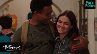 The Fosters Season 4, Episode 15 Sneak Peek Hallway Talk Freeform