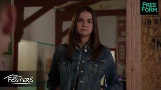 The Fosters Season 4, Episode 15 Sneak Peek Callie Explains Her Senior Project Freeform