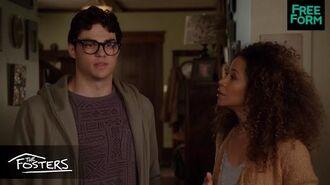 The Fosters Season 4, Episode 17 Sneak Peek Jesus Gets New Glasses Freeform