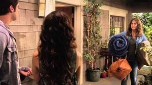 The Fosters - 2x14 Sneak Peek Callie Interrupts Brandon and Lou