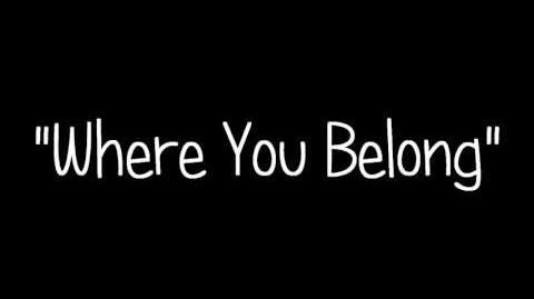 Kari Kimmel - Where You Belong Full Song