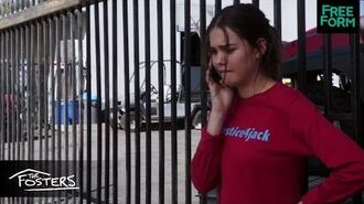 The Fosters 4x11 Sneak Peek Callie Calls Aaron Freeform