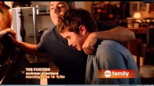 The Fosters 2x01 Promo 2 ''Things Unknown'' (HD) The Fosters Season 2 Episode 1 Promo 2