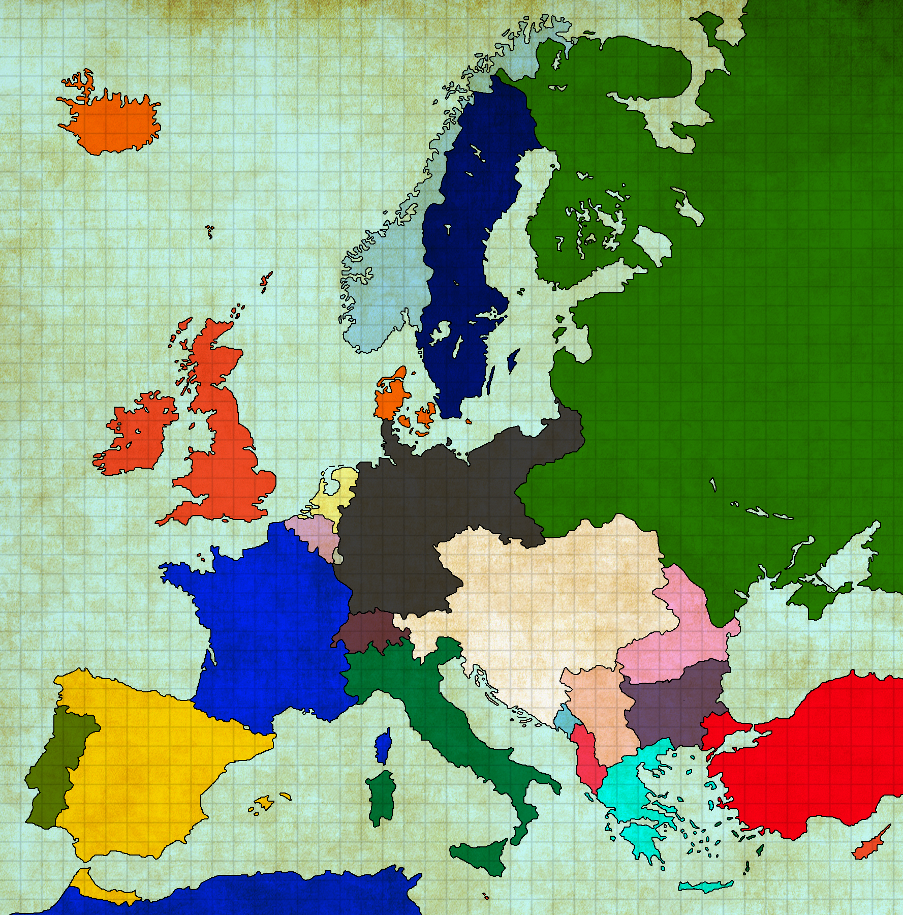 Image europe 1914 mapg thefutureofeuropes wiki fandom mapofeurope1890g gumiabroncs Images