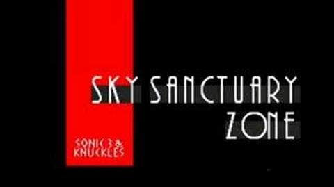 Sonic & Knuckles Music Sky Sanctuary