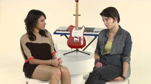 The Glee Project Season 2 -- Nellie Interview